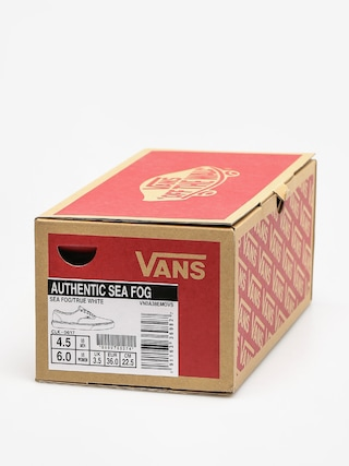 Buty Vans Authentic (sea fog/true white)