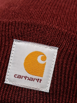 Czapka zimowa Carhartt Short Watch (amarone)