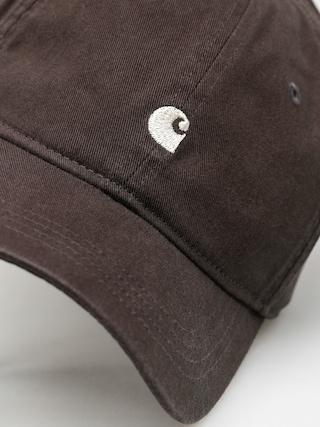 Czapka z daszkiem Carhartt Madison Logo ZD (asphalt/wax)
