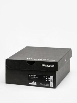Buty Supra Scissor (black charcoal)