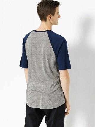 T-shirt Kr3w Lock Seal (grey htr/navy)