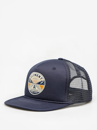 Czapka z daszkiem Element Symbol Trucker ZD (eclipse navy)