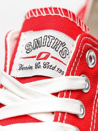 Trampki Smith's Mas 004 (red)