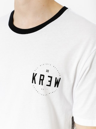 T-shirt Kr3w Lock Seal (white/black)