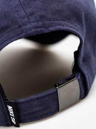 Czapka z daszkiem Nike SB Nk H86 Sb Twill ZD (navy)