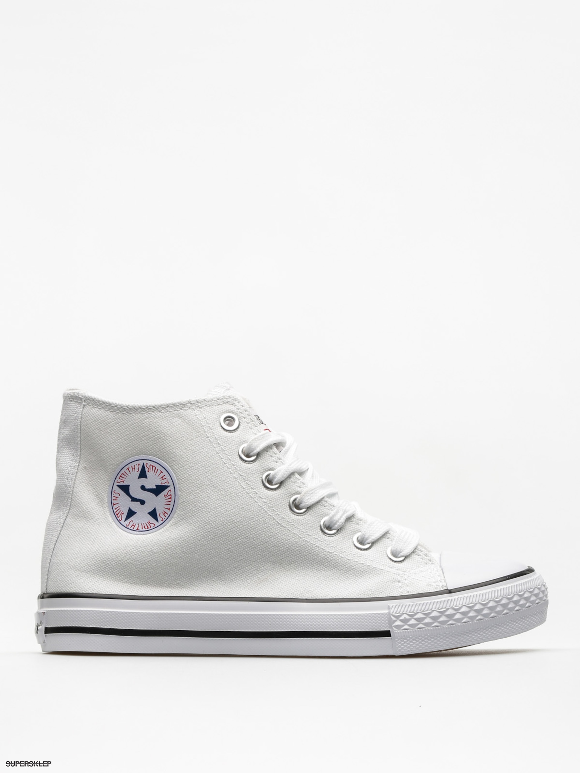 Trampki Smith's Mas 002 Wys (white)