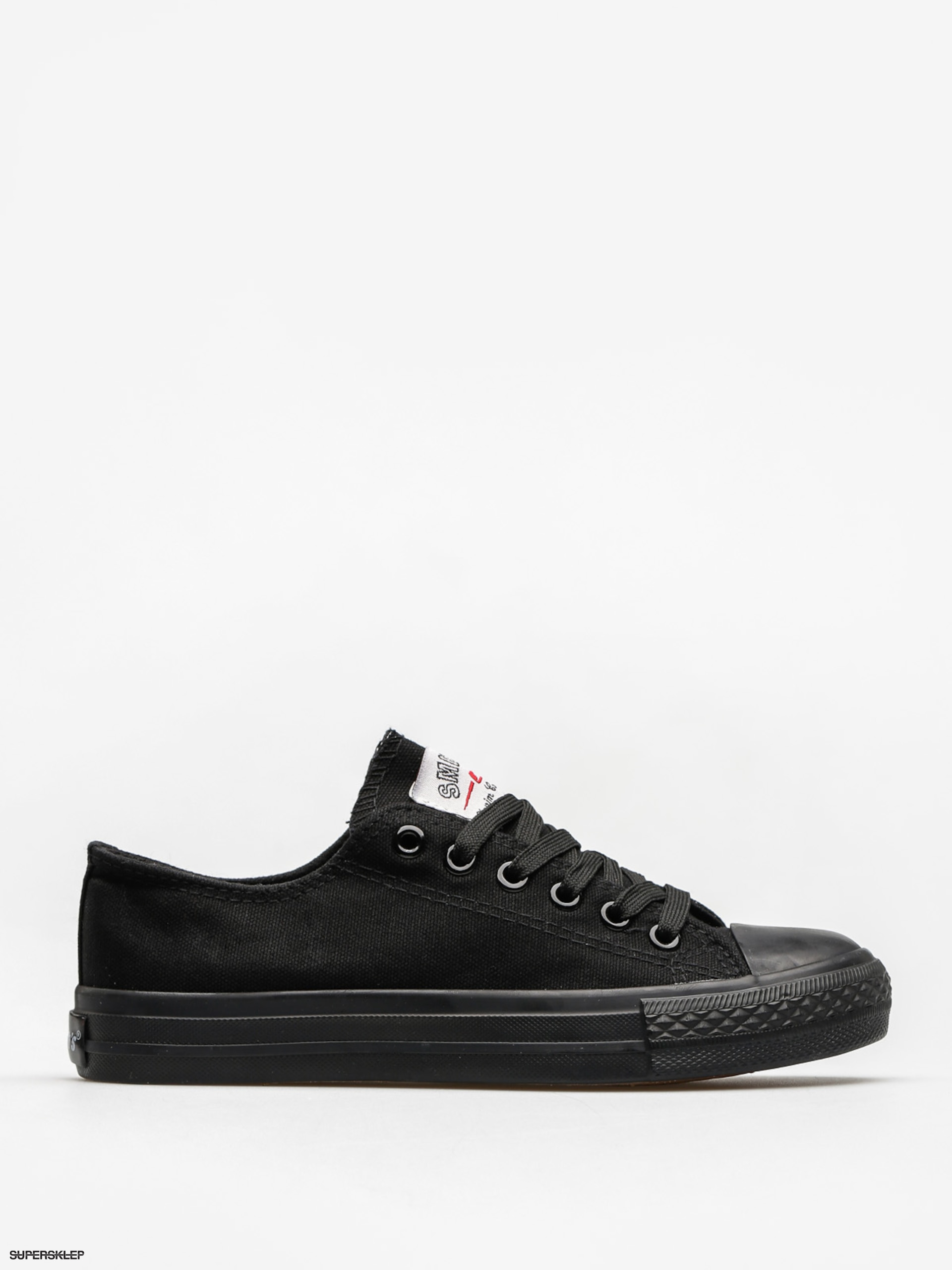 Trampki Smith's Mas 004 (black)