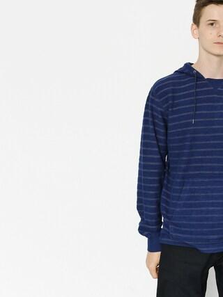 Bluza z kapturem Quiksilver El Agutaya HD (medium blue)
