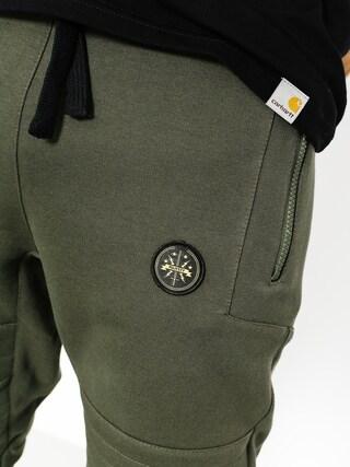 Spodnie Majesty Rider Drs (army green)