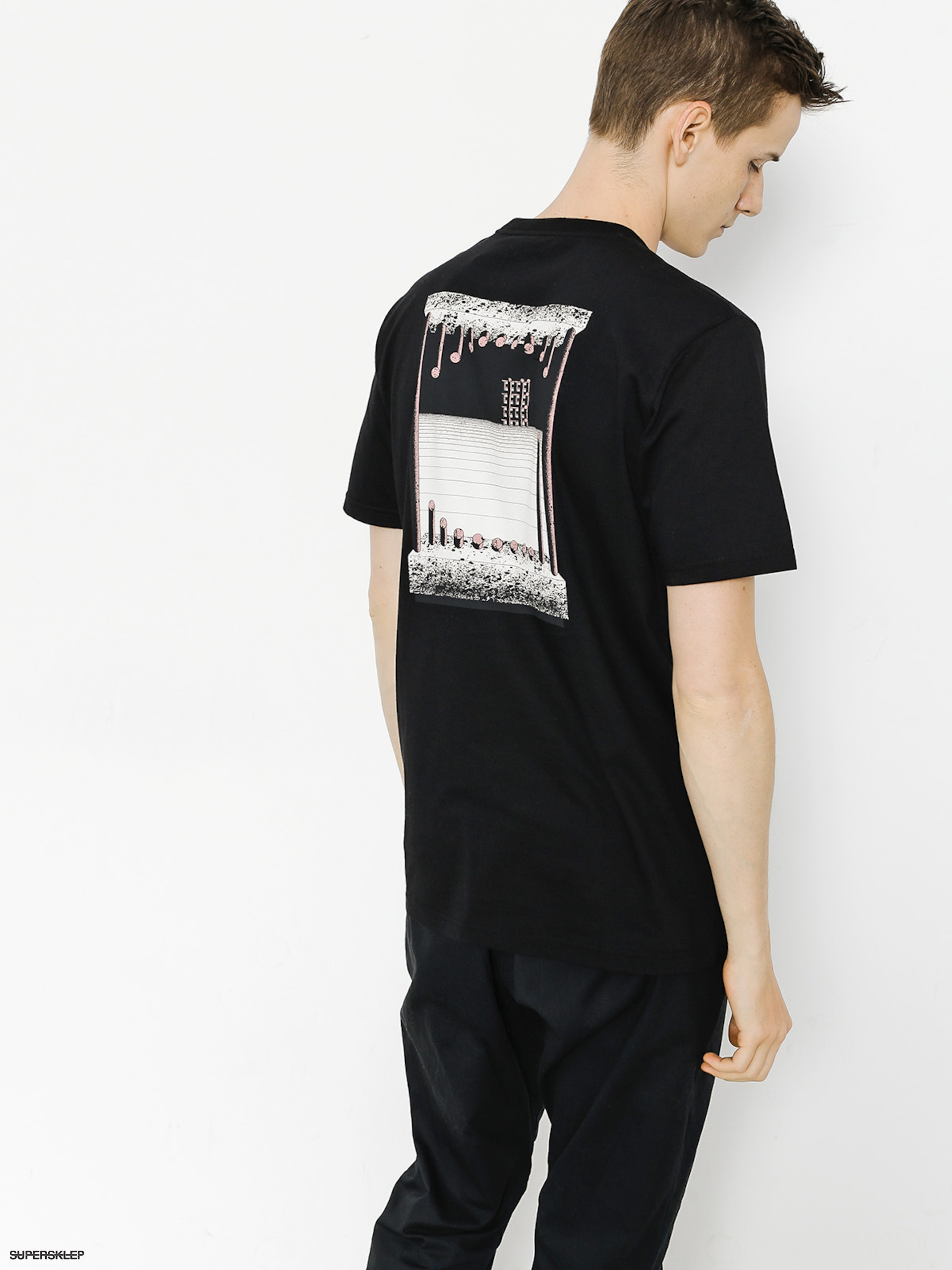 T-shirt Carhartt Jail Break (black)