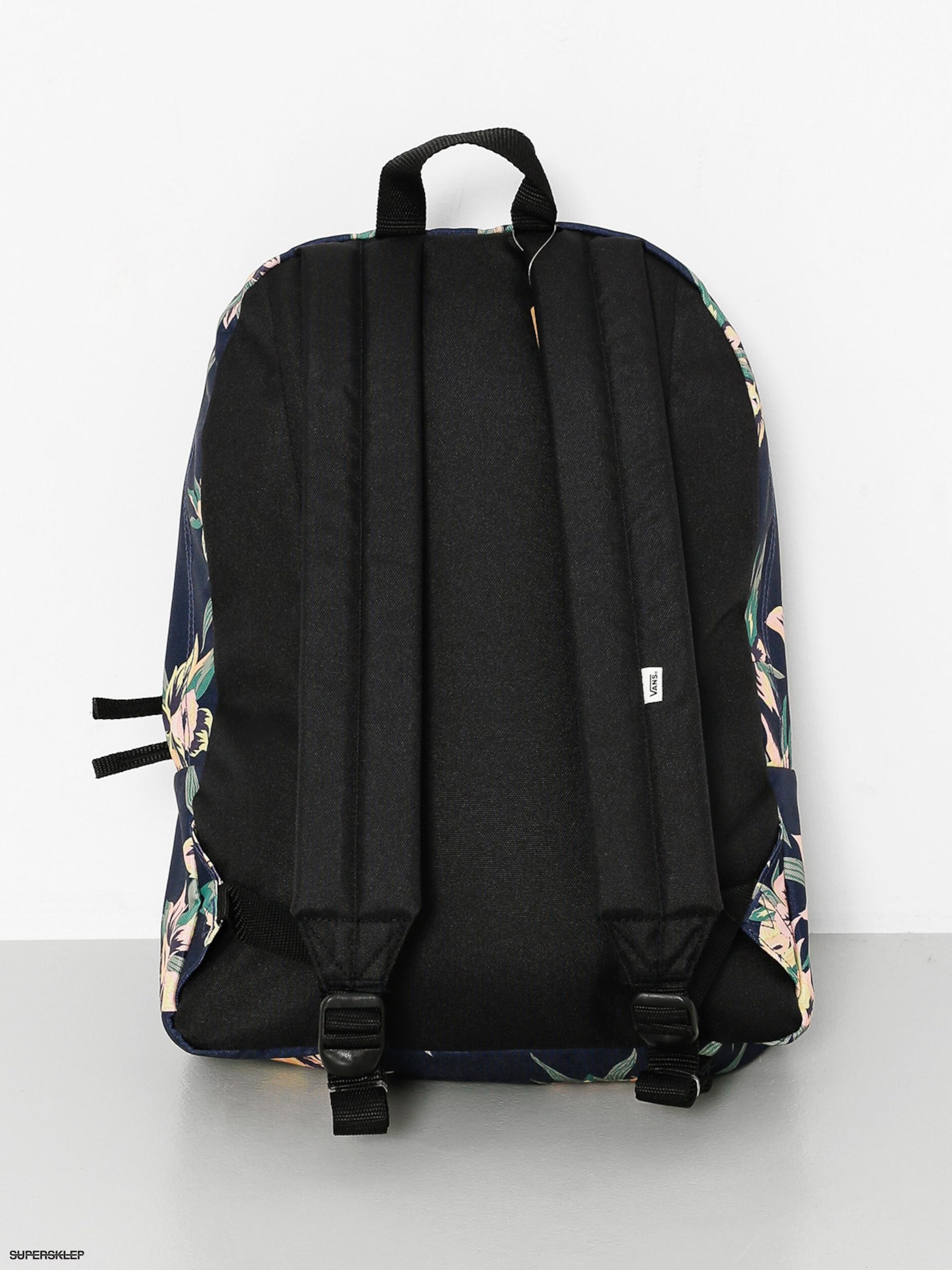 Plecak Vans Realm Backpack Wmn (fall/tropics)