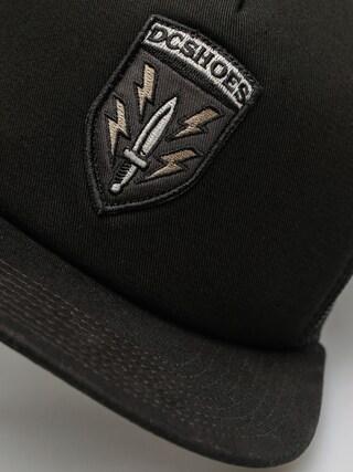 Czapka z daszkiem DC Surplus Trucker ZD (black)