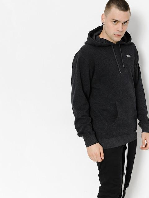 Bluza z kapturem Vans Core Basics HD (black heather)