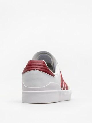 Buty adidas Busenitz Vulc Rx (ftwr white/collegiate burgundy/bluebird)
