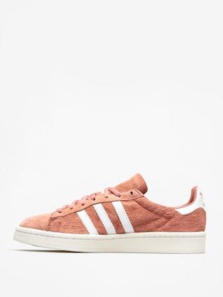 Buty adidas Campus Wmn (raw pink f15/ftwr white/chalk white)
