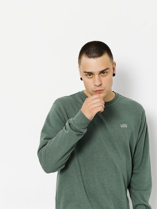 Bluza Vans Core Basics Crew (dark/forest)