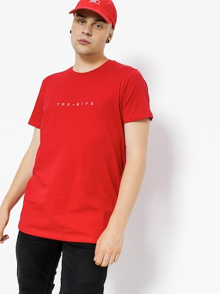 T-shirt The Hive Hive (red)