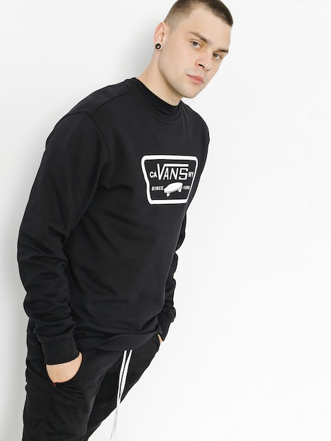 Bluza Vans Full Patch Crew (black)