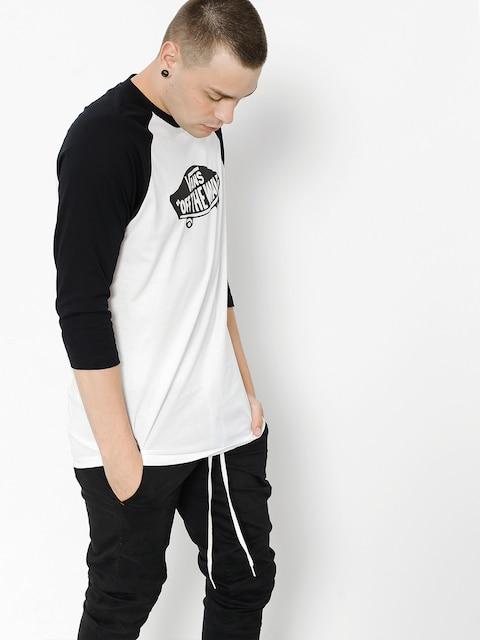 T-shirt Vans OTW Raglan (wht/blk)