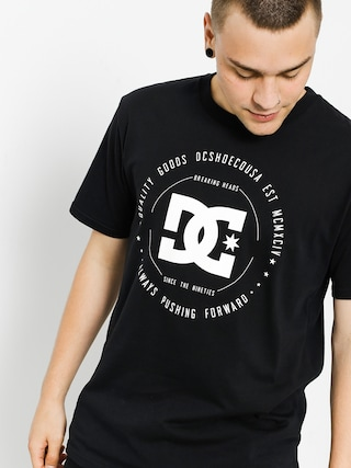 T-shirt DC Rebuilt 2 (black)
