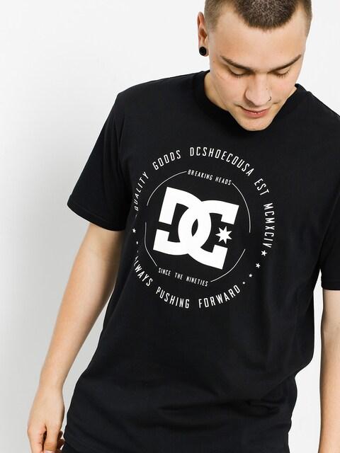 T-shirt DC Rebuilt 2 (black)