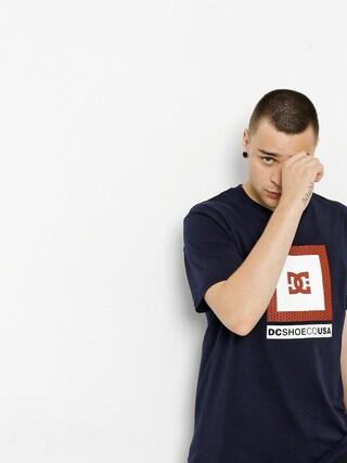 T-shirt DC Attitude (dark indigo)