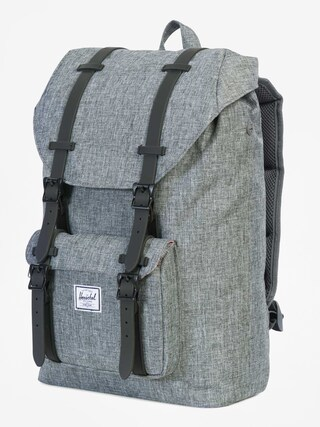 Plecak Herschel Supply Co. Little America (raven crosshatch/black rubber)