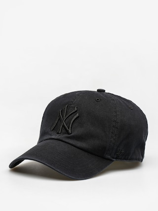 Czapka z daszkiem 47 Brand New York Yankees ZD (all black)