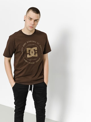 T-shirt DC Rebuilt 2 (coffe bean)
