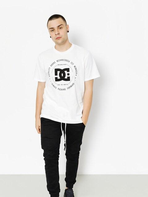 T-shirt DC Rebuilt 2 (snow white)