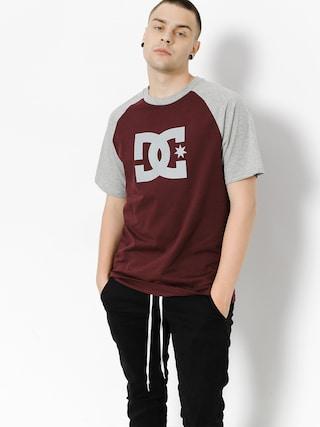 T-shirt DC Star Raglan (port royale)