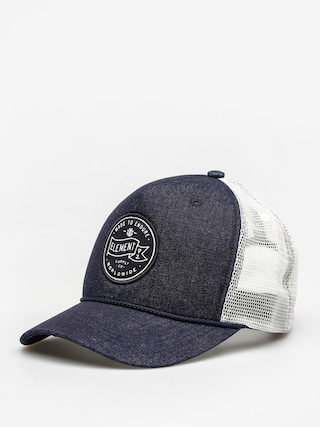 Czapka z daszkiem Element Serial Trucker ZD (dark denim)