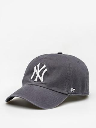 Czapka z daszkiem 47 Brand New York Yankees (vintage navy)