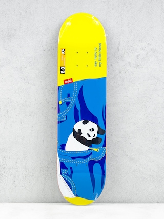 Deck Enjoi Little Friend R7 (yellow)