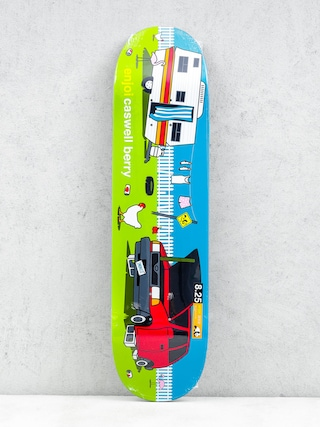 Deck Enjoi Sweet Home Pro R7 Berry (green/blue)