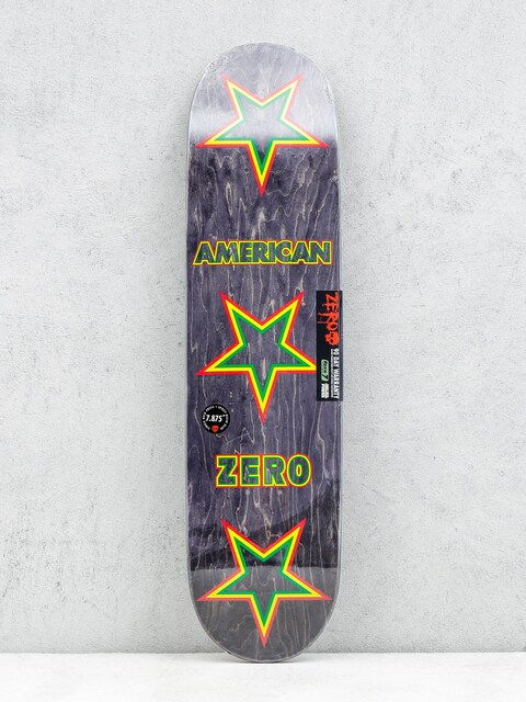 Deck Zero American R7 (rasta)