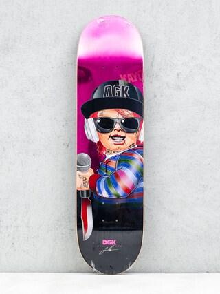 Deck DGK Boo G Killers Foil (pink/multi)