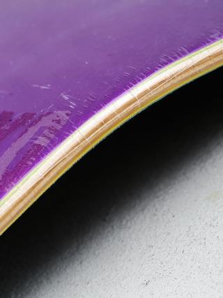 Deck DGK Vaughn G Killers Foil (purple/multi)