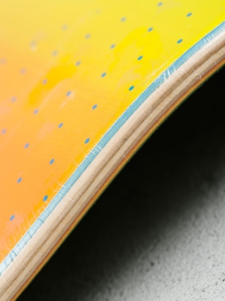 Deck Real Chima Exclusive Embosed (yellow/teal/multi)