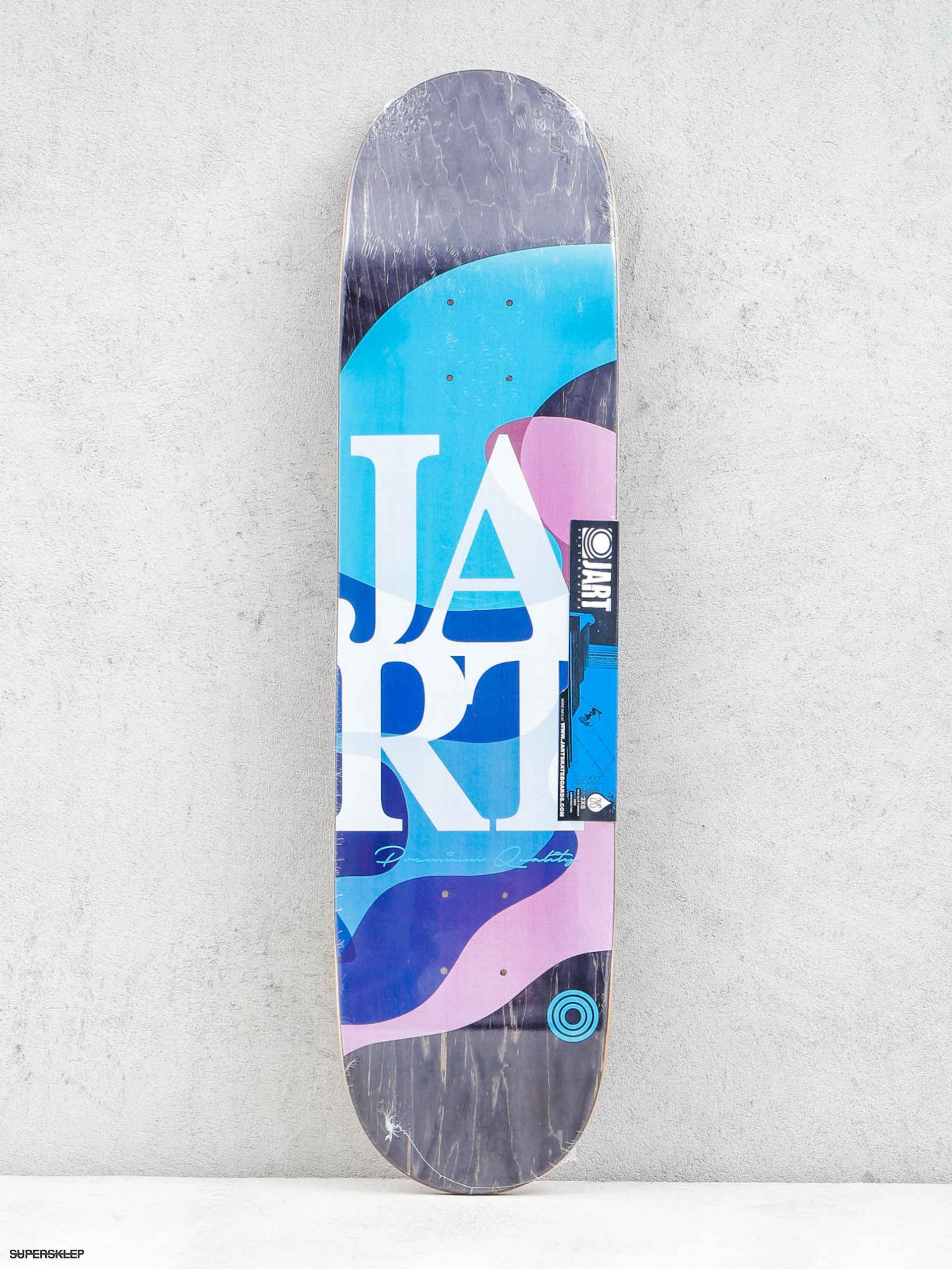 Deck Jart Camo (grey/blue/plum)
