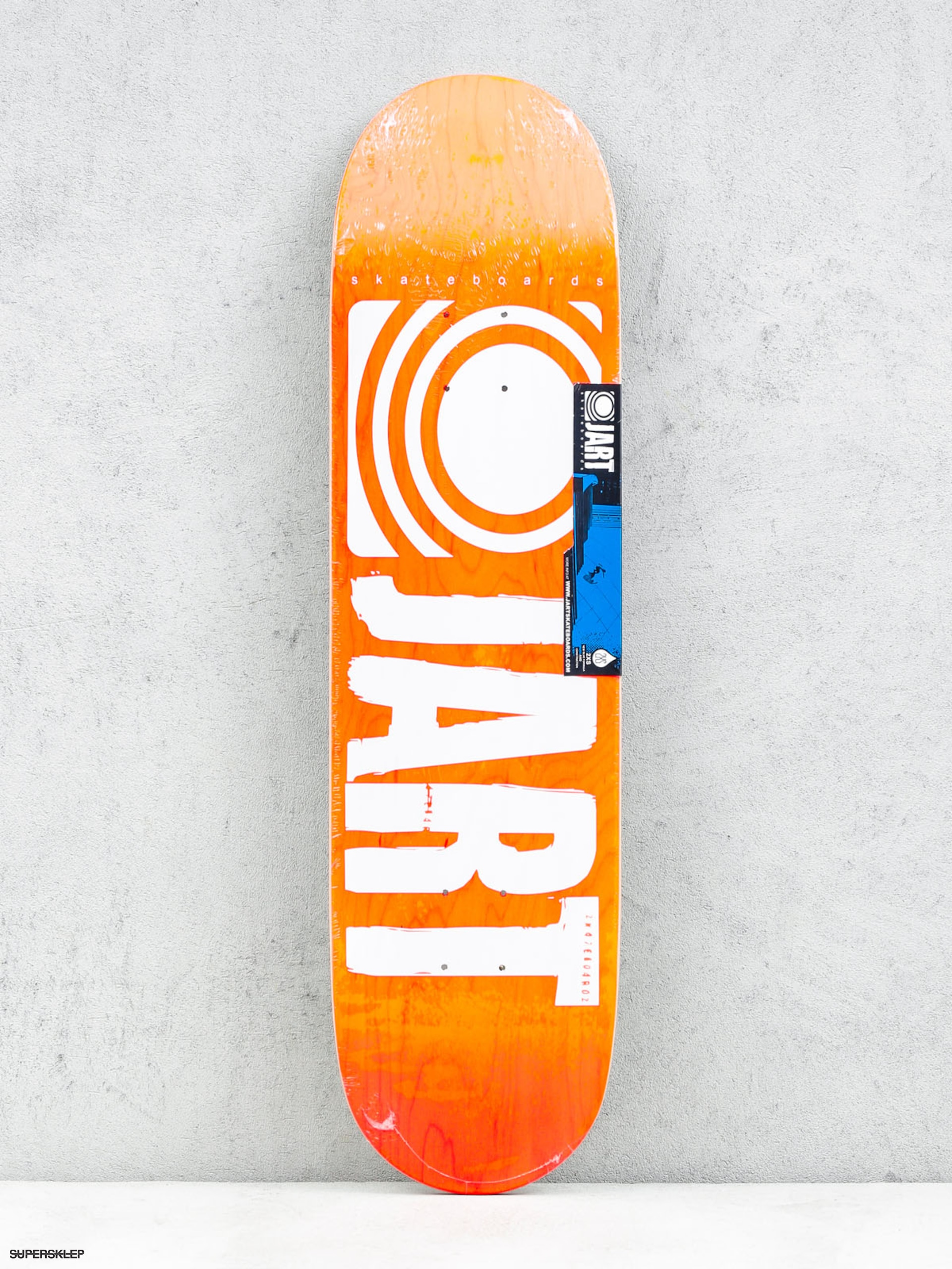 Deck Jart Classic (orange/white)