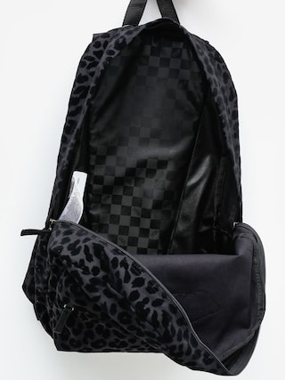 Plecak Vans Realm Backpack Wmn (black/leopar)