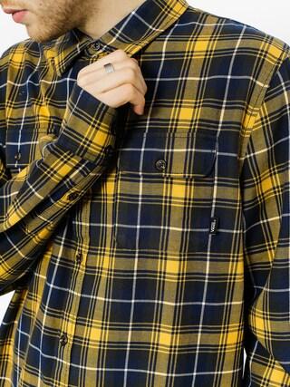 Koszula Vans Sycamore (mineral/yellow)