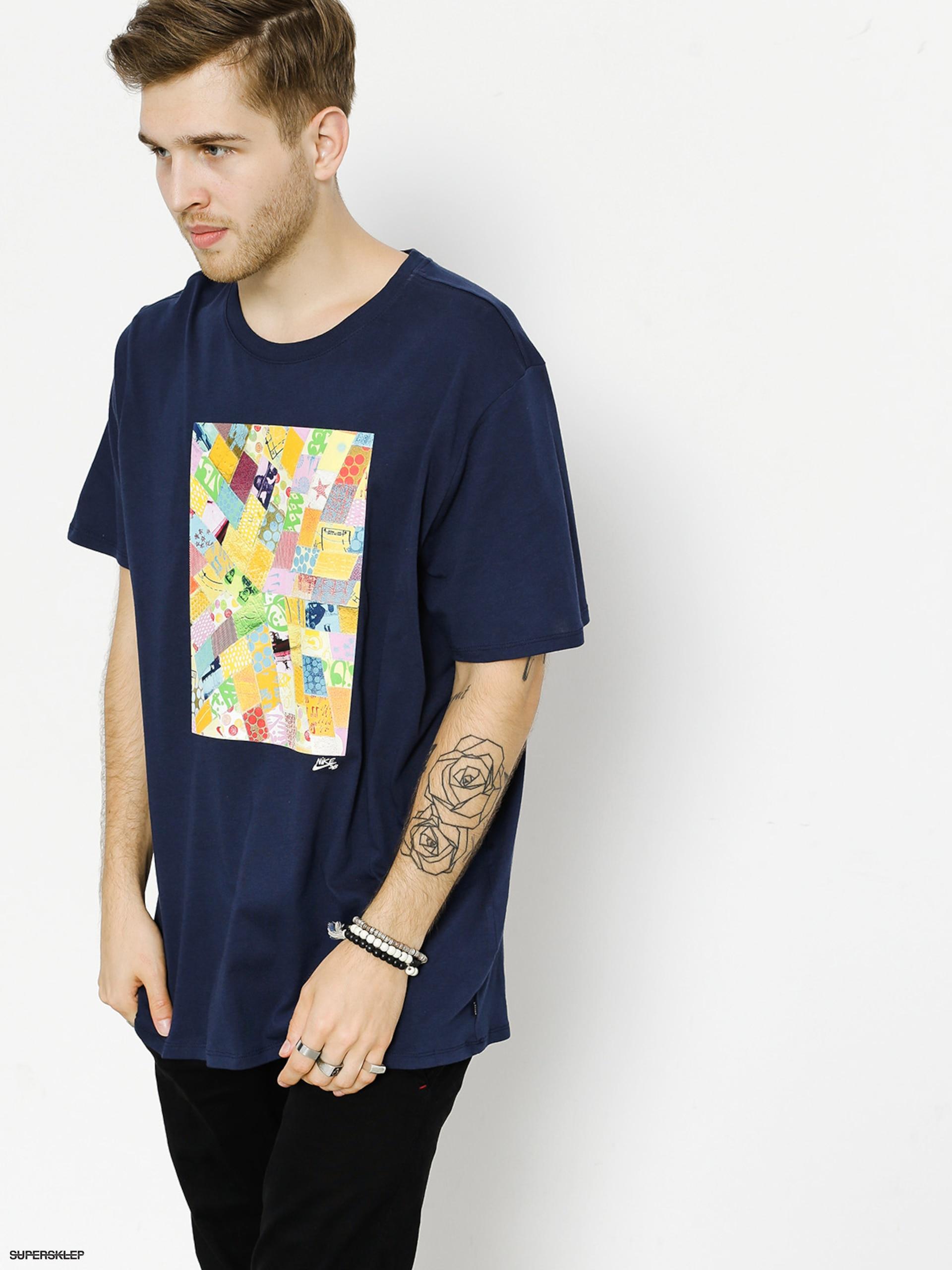 Nike Sportswear Koszulka M NK SB TEE CTN TC QUILT