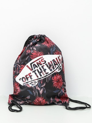 Plecak Vans Benched Bag Wmn (black/dahlia)