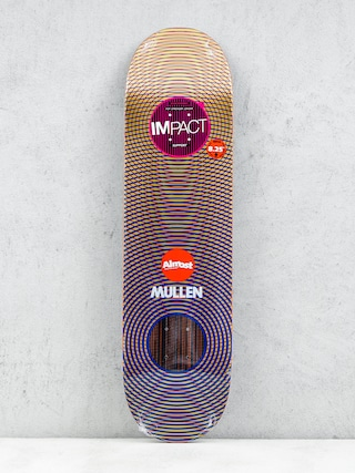 Deck Almost Metalic Vibes Impact Mullen (red/blue/gold)