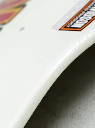 Deck Darkstar Harley Davidson Emboss (white)