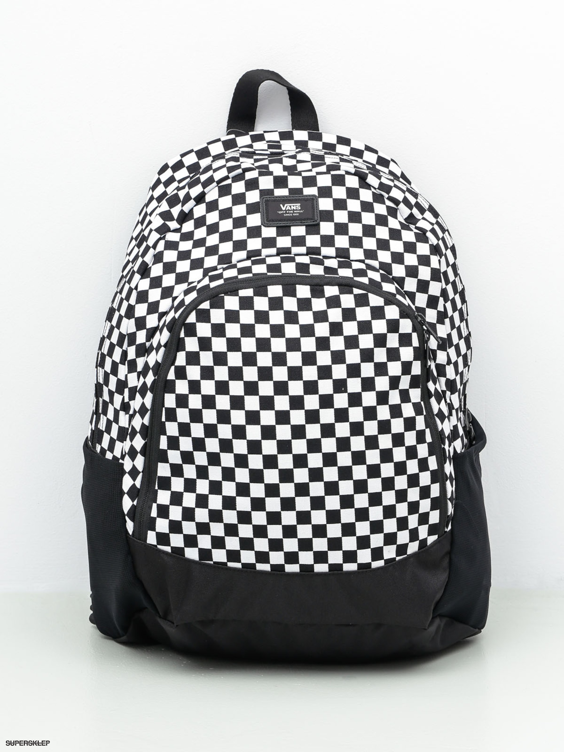 0431f1aaa4 Plecak Vans Van Doren (origina black white)