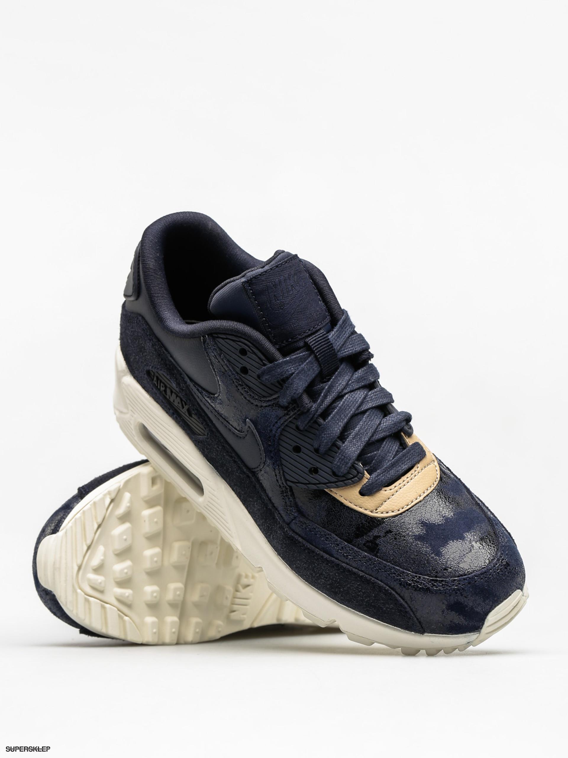Buty Nike Air Max 90 Sd Wmn (dark obsidiandark obsidian sail)