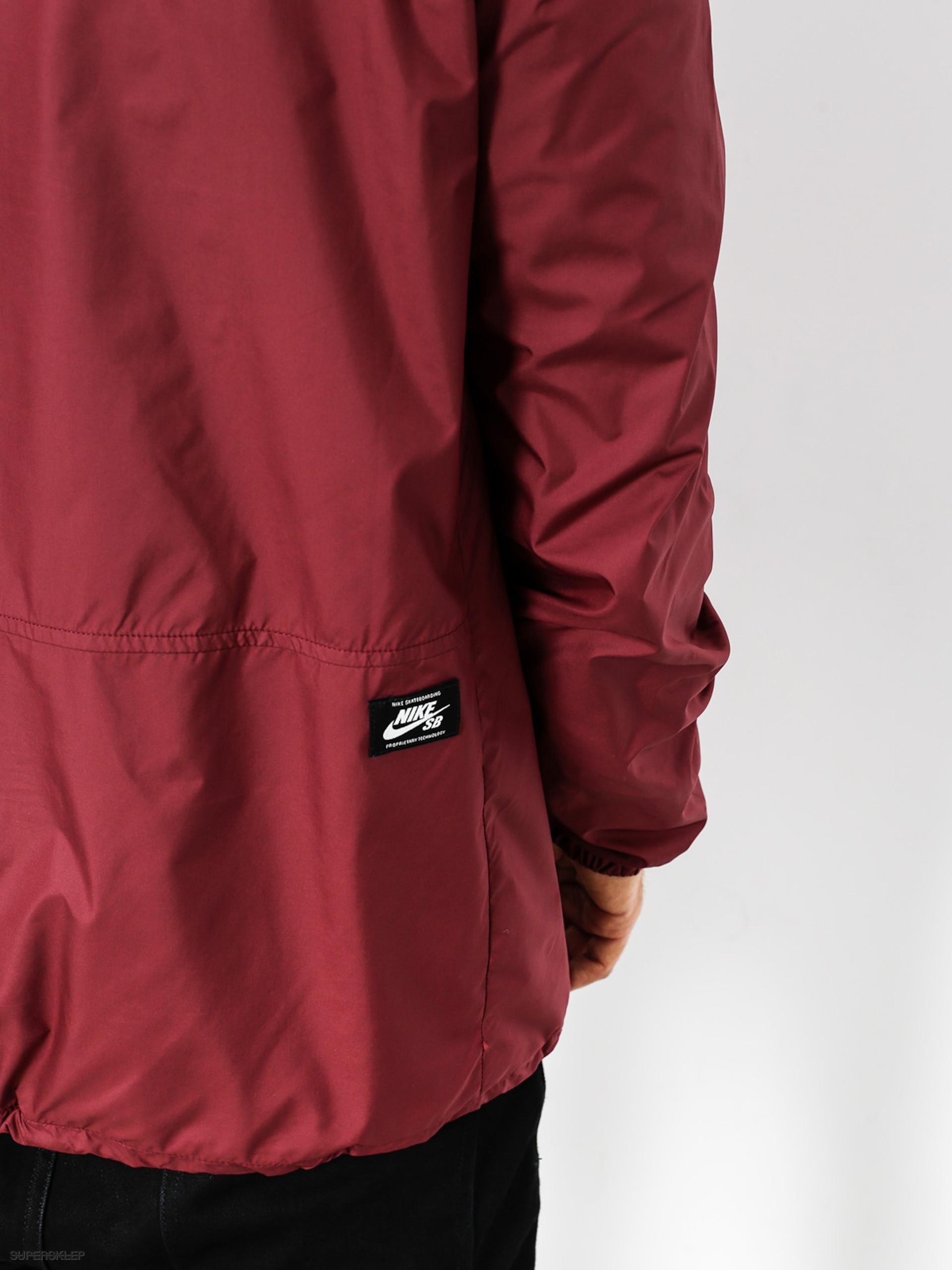 Kurtka Nike SB Sb Shield (dark team redobsidian)